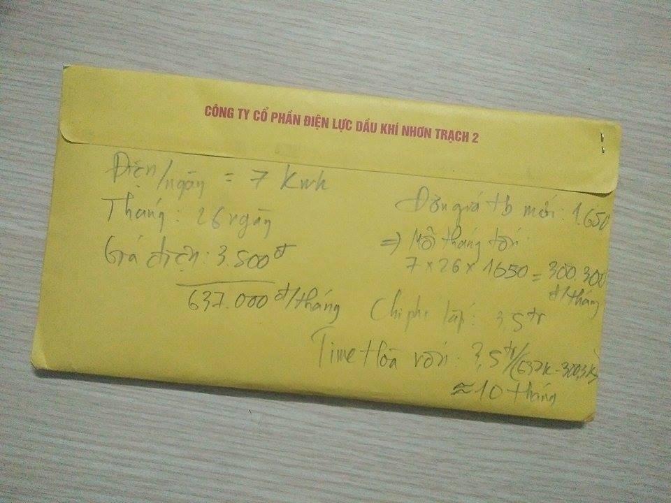Back of the envelope, một kỹ năng hữu dụng cho kế toán trưởng