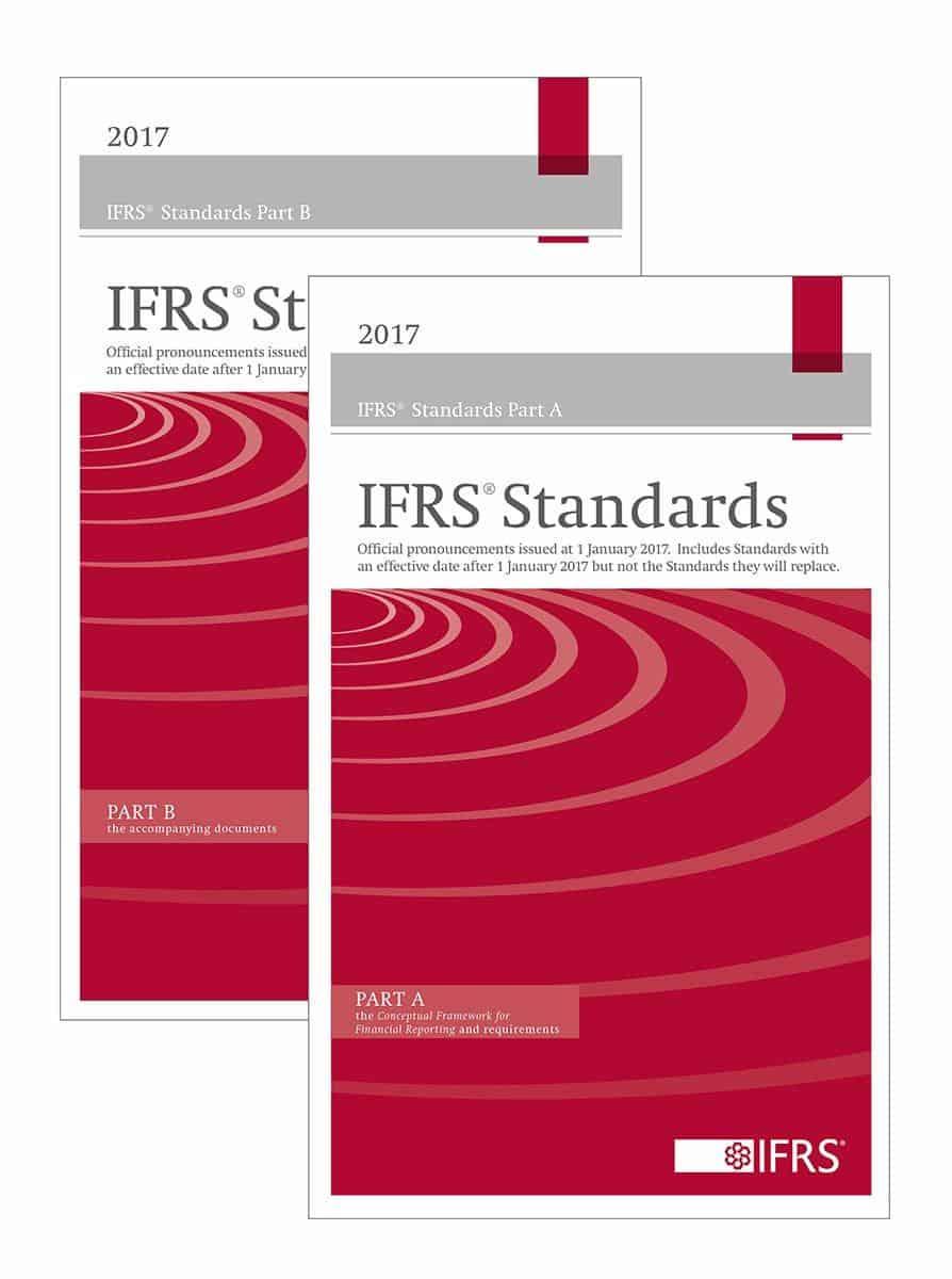 IFRS IFRS – Các bước xây dựng chuẩn mực báo cáo tài chính quốc tế